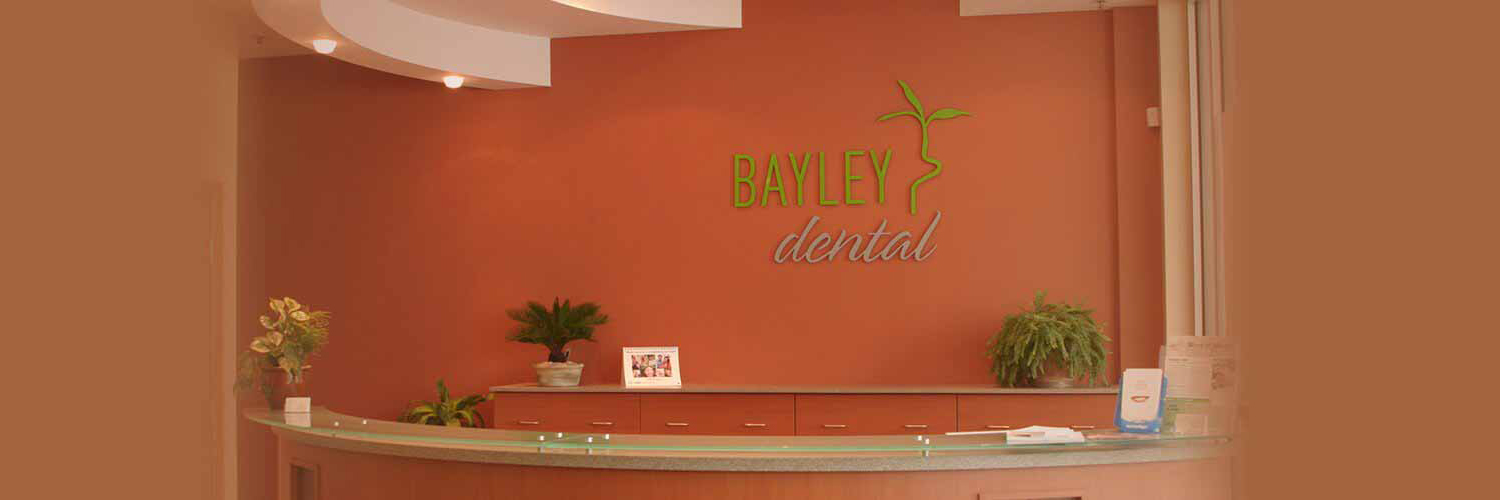 Welcome to the Bayley Dental Office Entrance at Waterloo ON