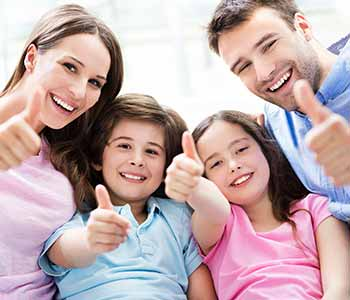 Image of a Happy Family